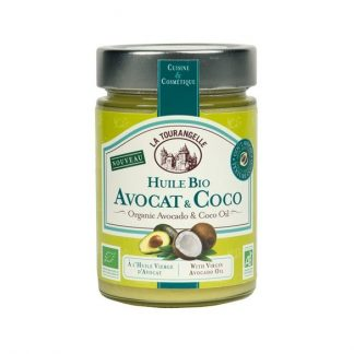 био масло от кокос и авокадо