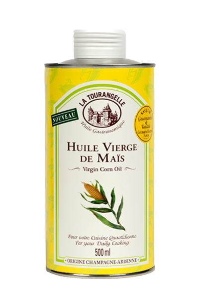 върджин масло от царевица