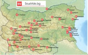 sous vide bg map